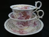 SOLD  Coalport tea & coffee trio